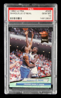Shaquille O'Neal 1992-93 Ultra #328 RC (PSA 10) at PristineAuction.com