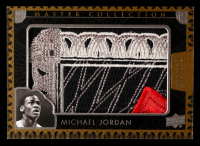 Michael Jordan 2016 Upper Deck All-Time Greats Master Collection Logo Collection Puzzle #LC1 #066/125 at PristineAuction.com