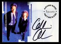 Gillian Anderson 2003 Inkworks X-Files Season 9 Autographs #AF at PristineAuction.com