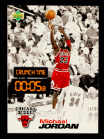 Michael Jordan 1997 Upper Deck Nestle Crunch Time #CT5 at PristineAuction.com