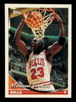 Michael Jordan 1993-94 Topps #23 at PristineAuction.com