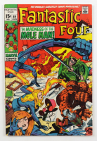 """1969 """"Fantastic Four"""" Issue #89 Marvel Comic Book at PristineAuction.com"""