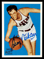 George Mikan 1996 Topps Stars Reprint Autographs #30 at PristineAuction.com