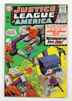 """1966 """"Justice League of America"""" Issue #42 DC Comic Book (See Description) at PristineAuction.com"""