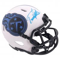 Derrick Henry Signed Titans Lunar Eclipse Alternate Speed Mini Helmet (Beckett Hologram) at PristineAuction.com