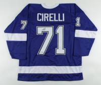 Anthony Cirelli Signed Jersey (PSA COA) at PristineAuction.com