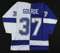 Yanni Gourde Signed Jersey (PSA COA) at PristineAuction.com