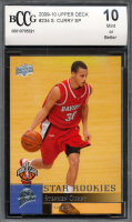 Stephen Curry 2009-10 Upper Deck #234 RC (BCCG 10) at PristineAuction.com