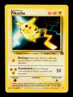 Pikachu 1999 Pokemon Wizards Black Star Promo WB #4 at PristineAuction.com
