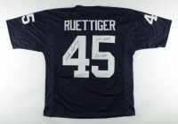"""Rudy Ruettiger Signed Jersey Inscribed """"Go Irish"""" & """"Never Quit"""" (Beckett Hologram) at PristineAuction.com"""