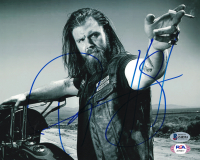 """Ryan Hurst Signed """"Sons of Anarchy"""" 8x10 Photo (Beckett COA) at PristineAuction.com"""