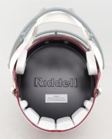 Devonta Smith Signed Alabama Crimson Tide Full-Size Speed Helmet (Beckett Hologram) at PristineAuction.com