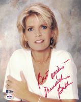 """Meredith Baxter Signed 8x10 Photo Inscribed """"Best Wishes"""" (Beckett COA) at PristineAuction.com"""