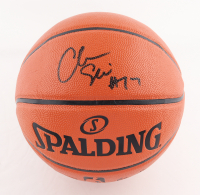 Mario Elie Signed NBA Game Ball Series Basketball (JSA COA) at PristineAuction.com
