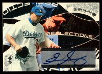 Eric Gagne 2004 Reflections #311 Autograph #21/35 at PristineAuction.com