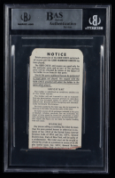 """Don Larsen Signed 1956 World Series Game 5 Ticket Stub Inscribed """"Perfect Game"""" (BGS Encapsulated) at PristineAuction.com"""