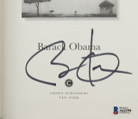"""Barack Obama Signed """"Dreams From My Father"""" Hardcover Book (Becket LOA) at PristineAuction.com"""