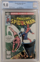 """1980 """"The Amazing Spider-Man"""" Issue #211 Marvel Comic Book (CGC 9.0) at PristineAuction.com"""