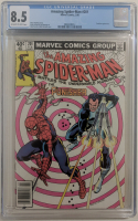 """1980 """"The Amazing Spider-Man"""" Issue #201 Marvel Comic Book (CGC 8.5) at PristineAuction.com"""