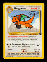 Dragonite 1999 Pokemon Wizards Black Star Promo WB #5 at PristineAuction.com