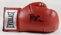 "James ""Buster"" Douglas Signed Everlast Boxing Glove Inscribed ""Tyson KO"" & ""2.11.90"" (JSA COA) at PristineAuction.com"