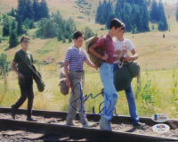 """Jerry O'Connell Signed """"Stand by Me"""" 8x10 Photo (Beckett COA) at PristineAuction.com"""