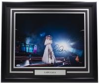 Lady Gagae Signed 22x27 Custom Framed Photo Display (PSA Hologram) at PristineAuction.com