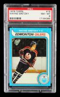 Wayne Gretzky 1979-80 Topps #18 RC (PSA 8) at PristineAuction.com