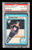 Wayne Gretzky 1979-80 O-Pee-Chee #18 RC (PSA 6) at PristineAuction.com