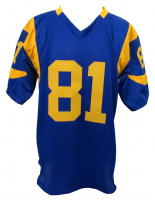 Torry Holt Signed Jersey (Beckett Hologram) at PristineAuction.com