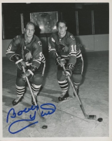 Bobby Hull Signed Blackhawks 8x10 Photo (Beckett Hologram) at PristineAuction.com