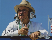 "Jack Roush Signed 8x10 Photo Inscribed ""USA"" (Beckett COA) at PristineAuction.com"