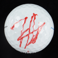 Hideki Matsuyama Signed Golf Ball (JSA COA) at PristineAuction.com