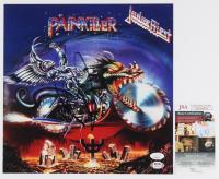 "Rob Halford Signed ""Judas Priest"" Painkiller 12x12 Photo (JSA COA & PSA Hologram) at PristineAuction.com"