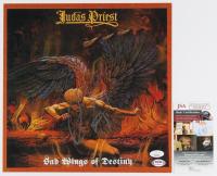 "Rob Halford Signed ""Judas Priest"" Sad Wings of Destiny 12x12 Photo (JSA COA & PSA Hologram) at PristineAuction.com"