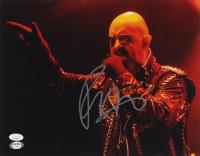 "Rob Halford Signed ""Judas Priest"" 11x14 Photo (JSA COA & PSA Hologram) at PristineAuction.com"