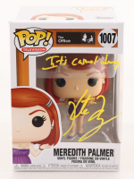 """Kate Flannery Signed """"The Office"""" #1007 Meredith Palmer Funko Pop! Vinyl Figure Inscribed """"It's Casual Day"""" (JSA COA) at PristineAuction.com"""