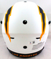 Joey Bosa Signed Chargers Full-Size Lunar Eclipse Alternate Authentic On-Field SpeedFlex Helmet (Beckett Hologram) at PristineAuction.com