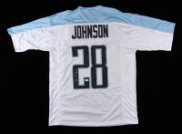 Chris Johnson Signed Jersey (JSA Hologram) (See Description) at PristineAuction.com