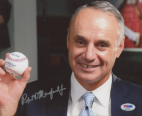 Robert Manfred Signed 8x10 Photo (PSA COA) at PristineAuction.com