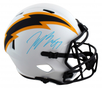 Joey Bosa Signed Chargers Full-Size Lunar Eclipse Alternate Speed Helmet (Beckett Hologram) at PristineAuction.com
