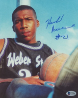 Harold Arceneaux Signed Weber State Wildcats 8x10 Photo (Beckett COA) at PristineAuction.com