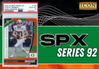 Icon Authentic SPX Series 92 Mystery Box 100+ Cards Per Box at PristineAuction.com