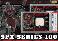 Icon Authentic SPX Series 100 Mystery Box 100+ Cards Per Box at PristineAuction.com