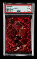Michael Jordan 1999-00 SPx Spxtreme #X1 (PSA 9) at PristineAuction.com