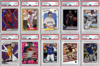 Icon Authentic SPX Series 93 Mystery Box 100+ Cards Per Box at PristineAuction.com
