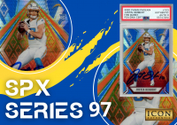 Icon Authentic SPX Series 97 Mystery Box 100+ Cards Per Box at PristineAuction.com