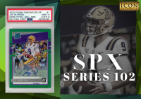 Icon Authentic SPX Series 102 Mystery Box 100+ Cards Per Box at PristineAuction.com