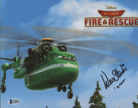 """Wes Studi Signed """"Planes: Fire and Rescue"""" 8x10 Photo Inscribed """"2020"""" (Beckett COA) at PristineAuction.com"""