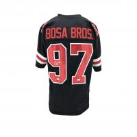 Joey Bosa & Nick Bosa Signed Jersey (JSA COA) at PristineAuction.com